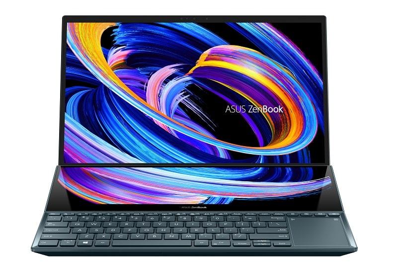 ZenBook Pro Duo 15 OLED UX58-min