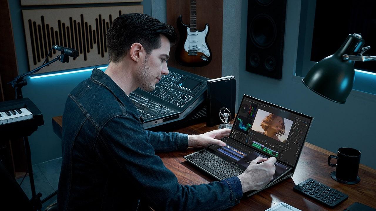 Asus ZenBook Pro Duo 15 OLED arriva in Italia thumbnail