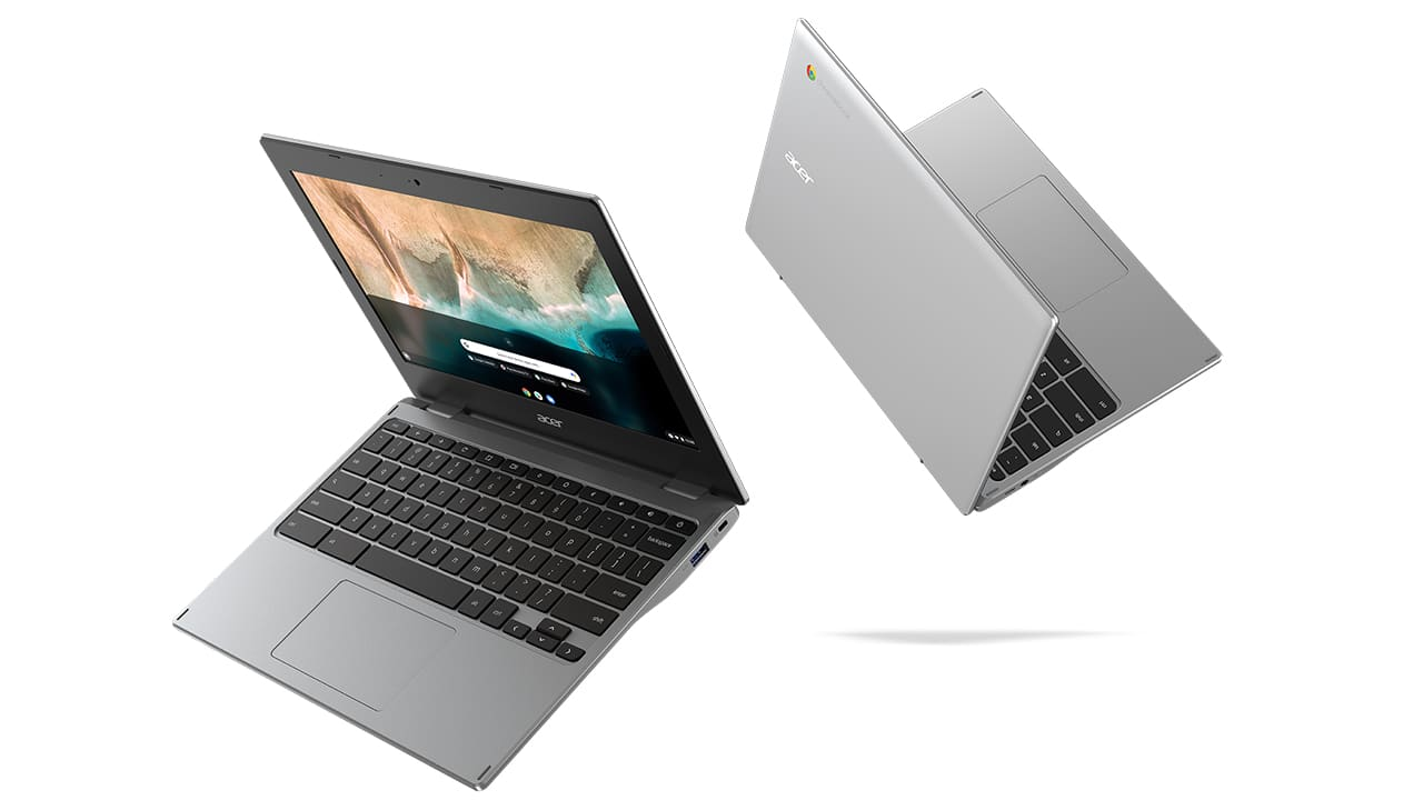 Chromebook 311, il nuovo notebook di Acer dotato di Chrome OS thumbnail