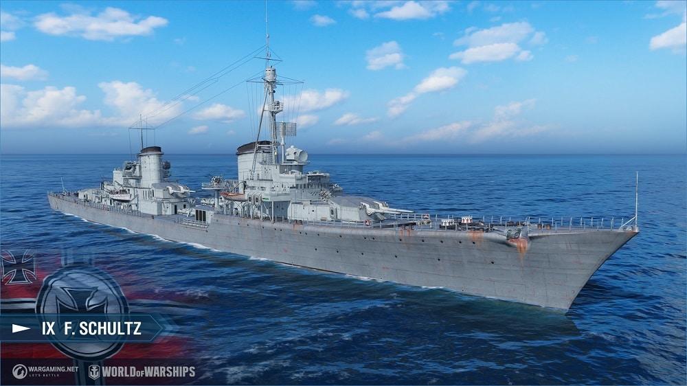 World of Warships, tutti i dettagli della nuova modalità Grande Battaglia thumbnail
