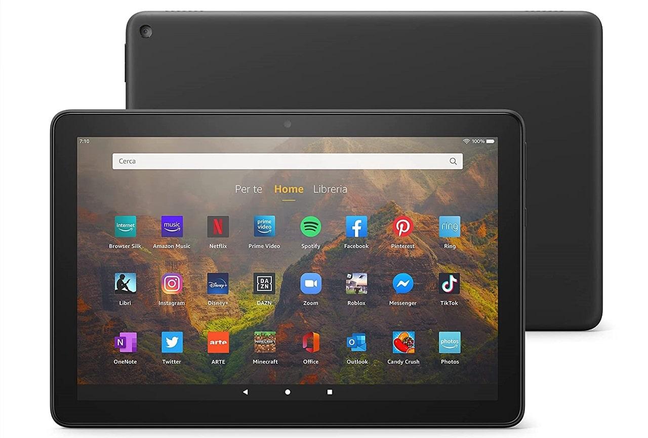 La Recensione di Amazon Fire HD 10: il tablet di Amazon più potente di sempre thumbnail