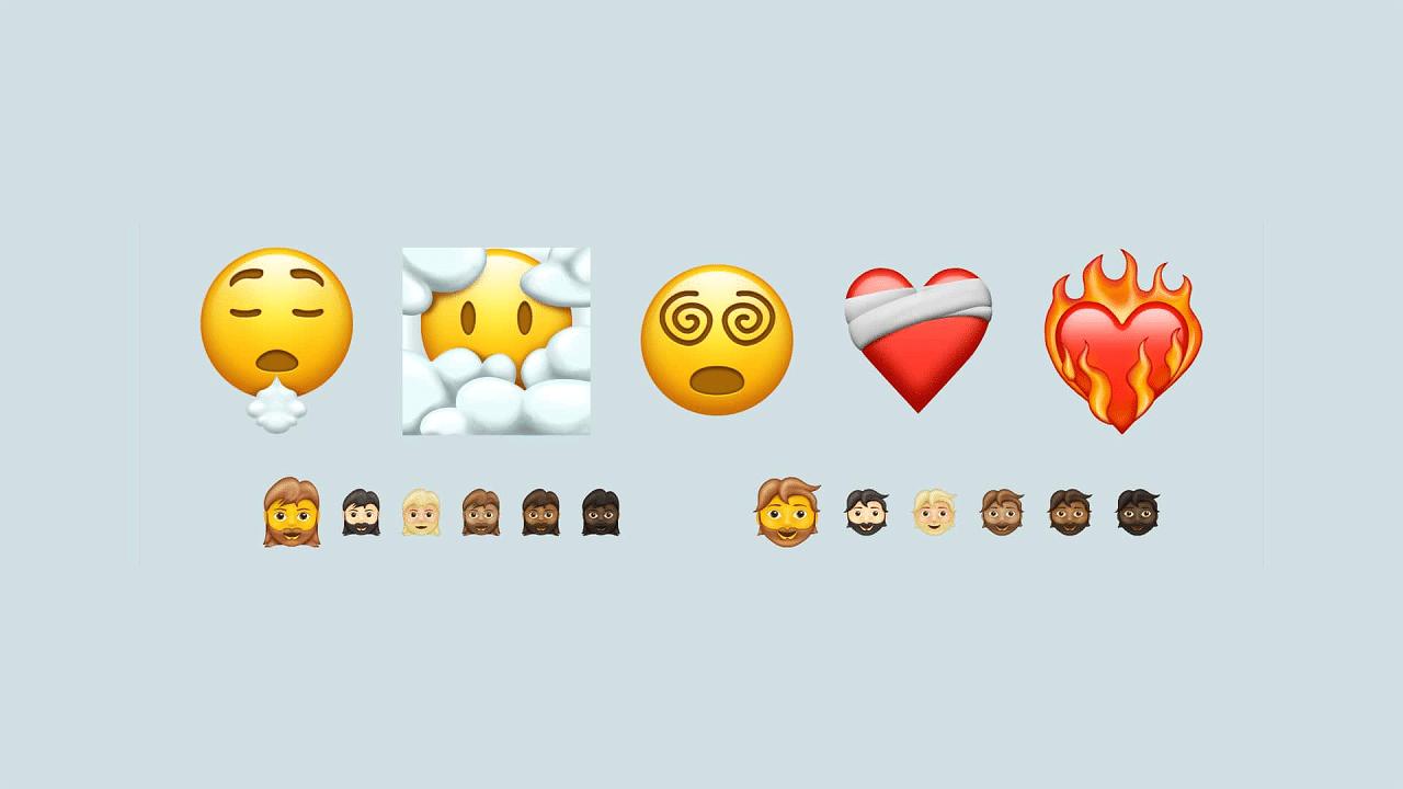 Ecco i nuovi design delle emoji che debuttano su Android 12 thumbnail