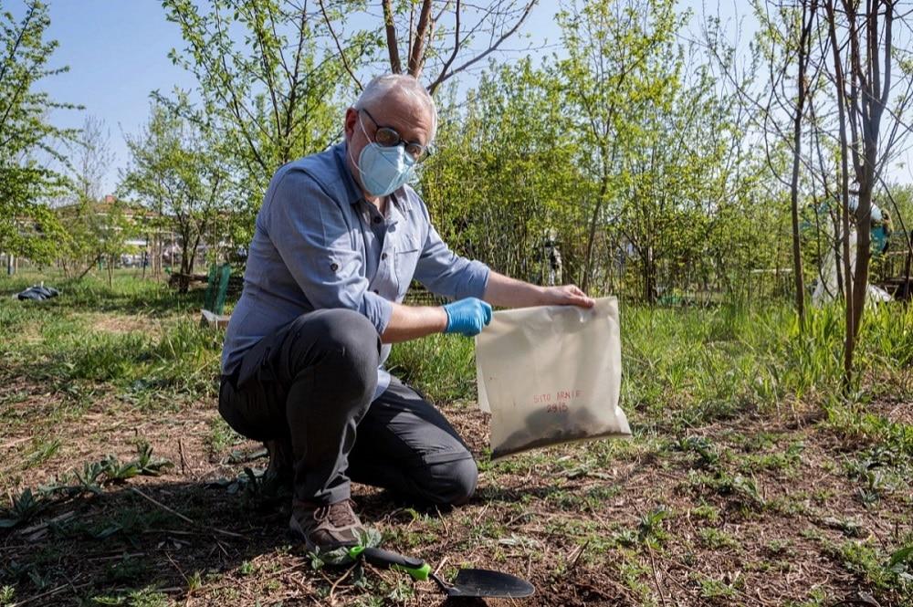 Dyson e le api nel cuore di Milano