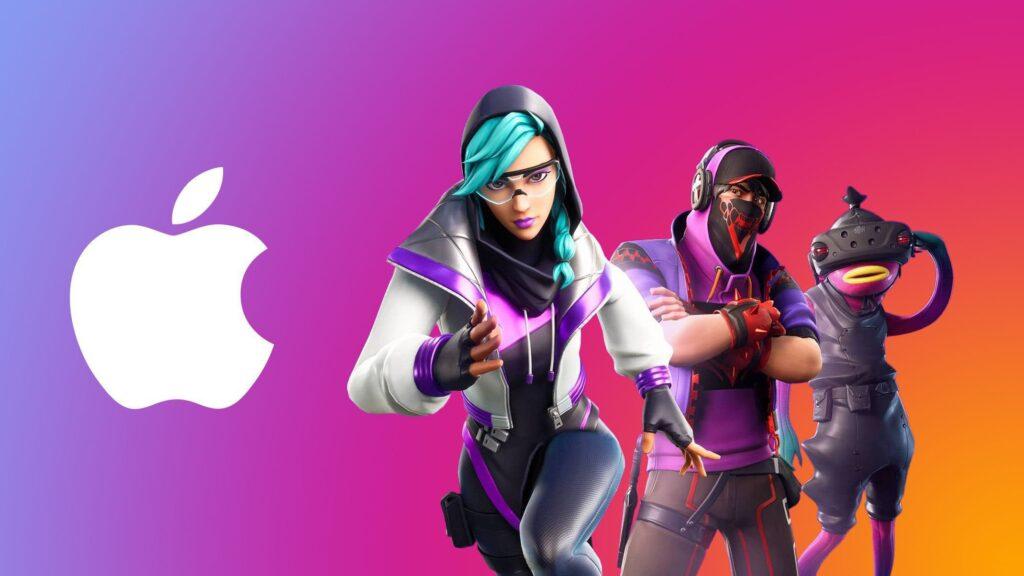 apple epic games processo