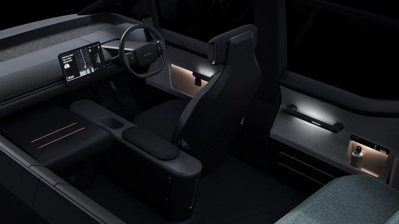 Arrival e Uber stanno lavorando a un'auto elettrica per autisti thumbnail