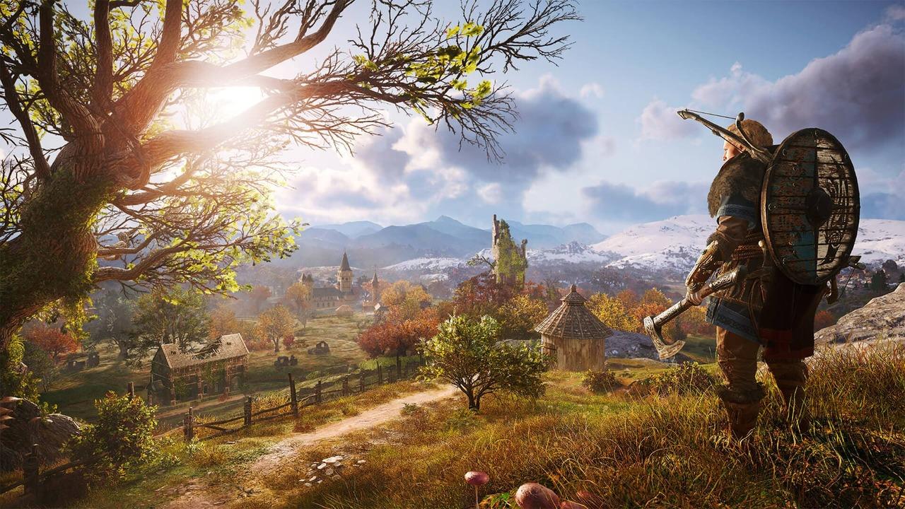 Assassin's Creed Valhalla: Wrath of the Druids ci porta in Irlanda thumbnail