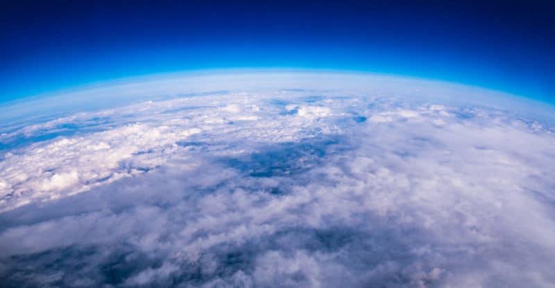 antropocene atmosfera