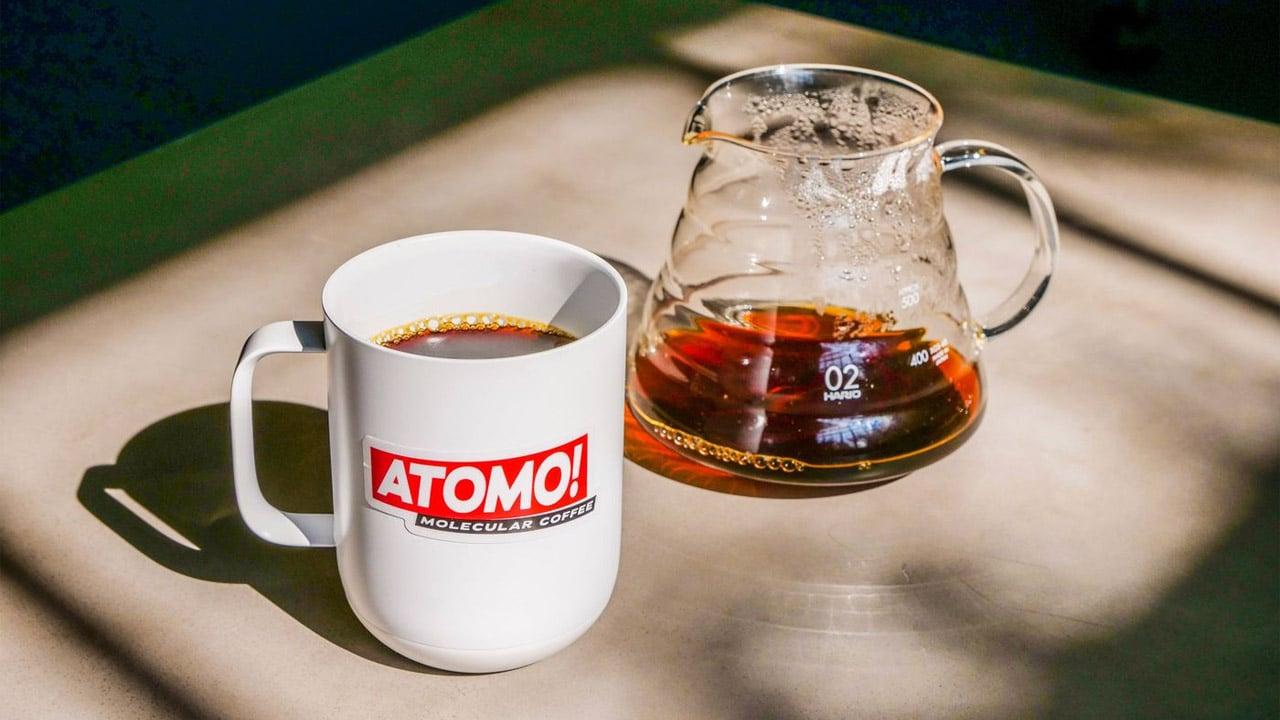 Atomo Coffee, il caffè realizzato con gli scarti alimentari thumbnail