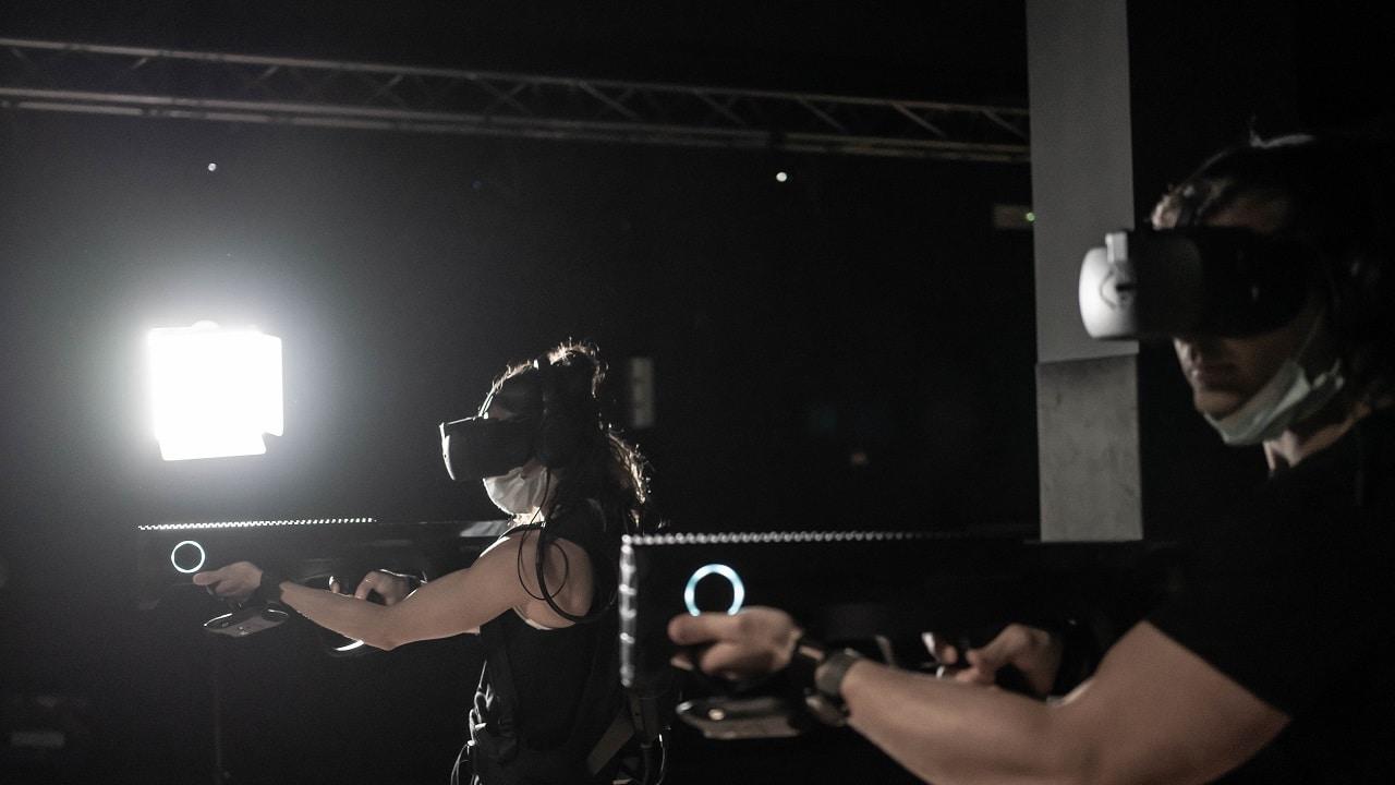 AvatarVR: la realtà virtuale più avanzata al mondo è a Milano thumbnail