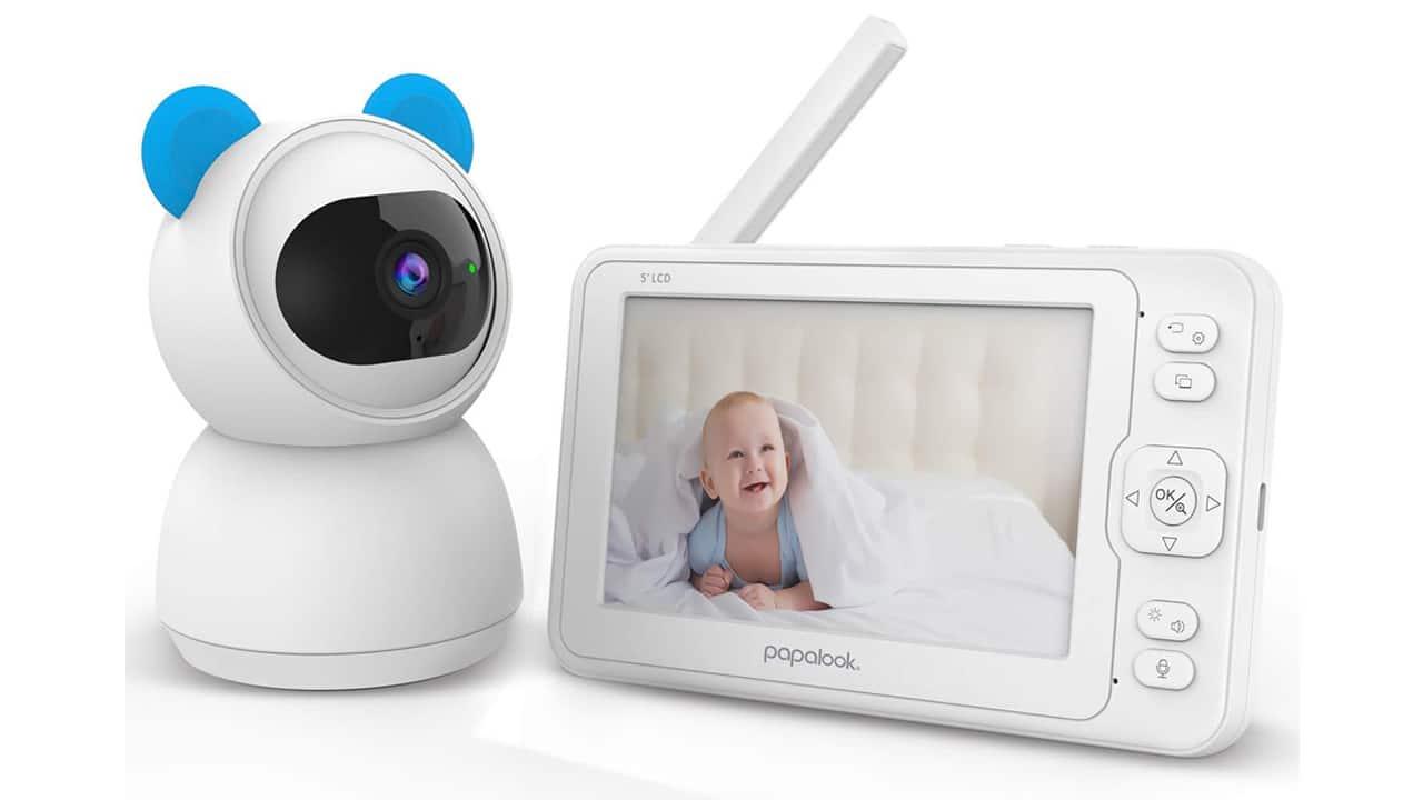 Il baby monitor BM1 di Papalook è stato premiato come miglior prodotto per famiglie thumbnail