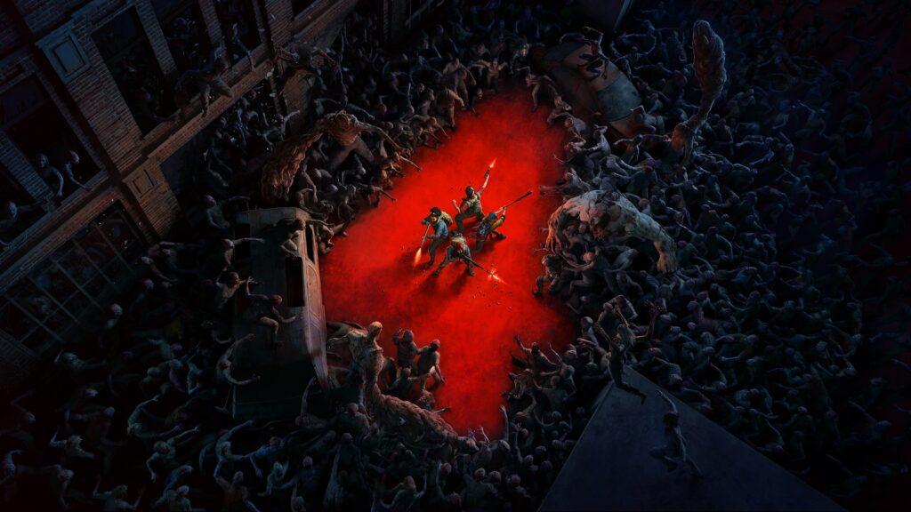 Back 4 Blood Trailer