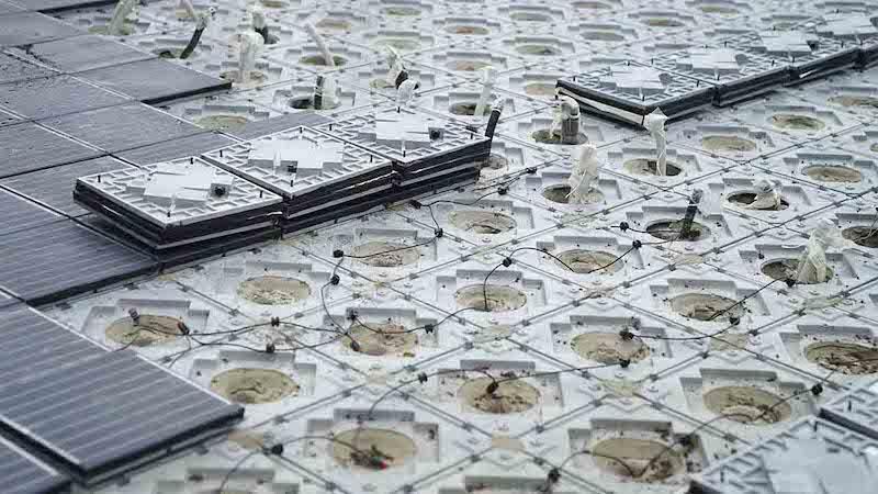 barcellona green pavimentazione fotovoltaica