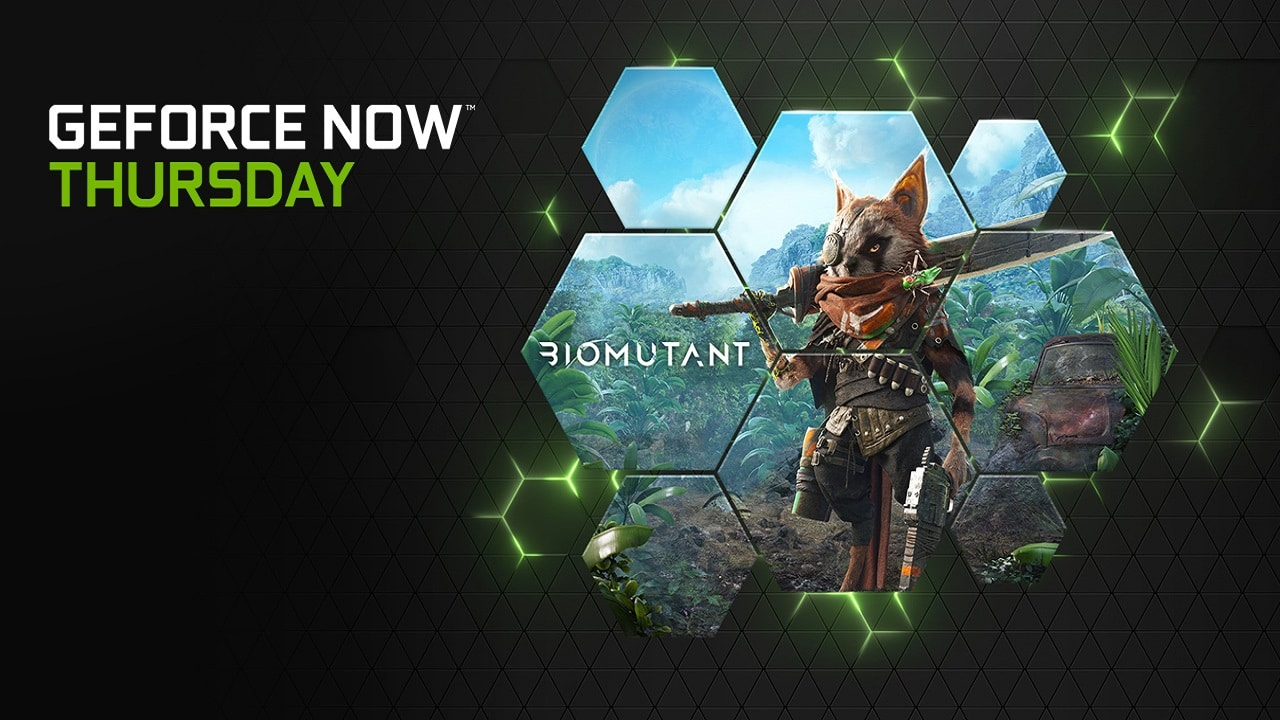 Biomutant protagonista di GeForce NOW insieme ad altri 15 giochi thumbnail