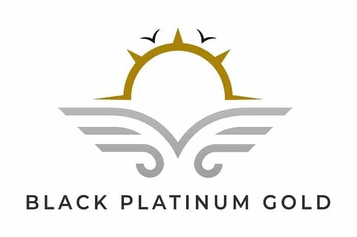 black platinum gold app