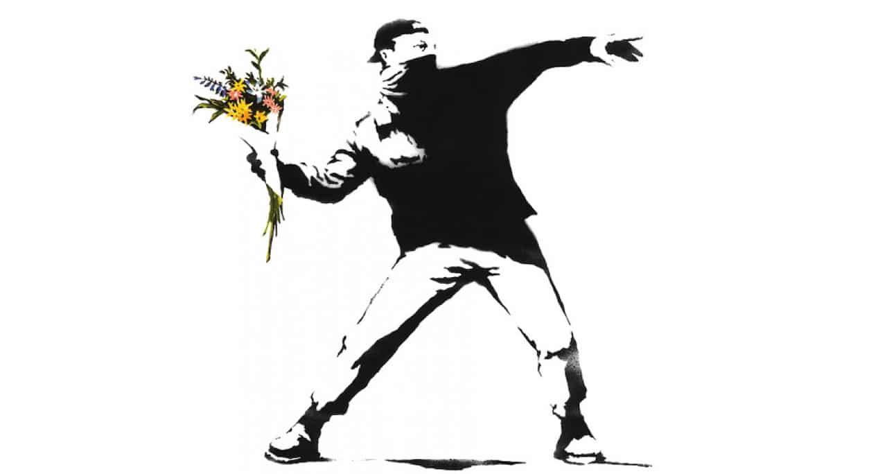 Banksy: la prima asta con criptovalute thumbnail