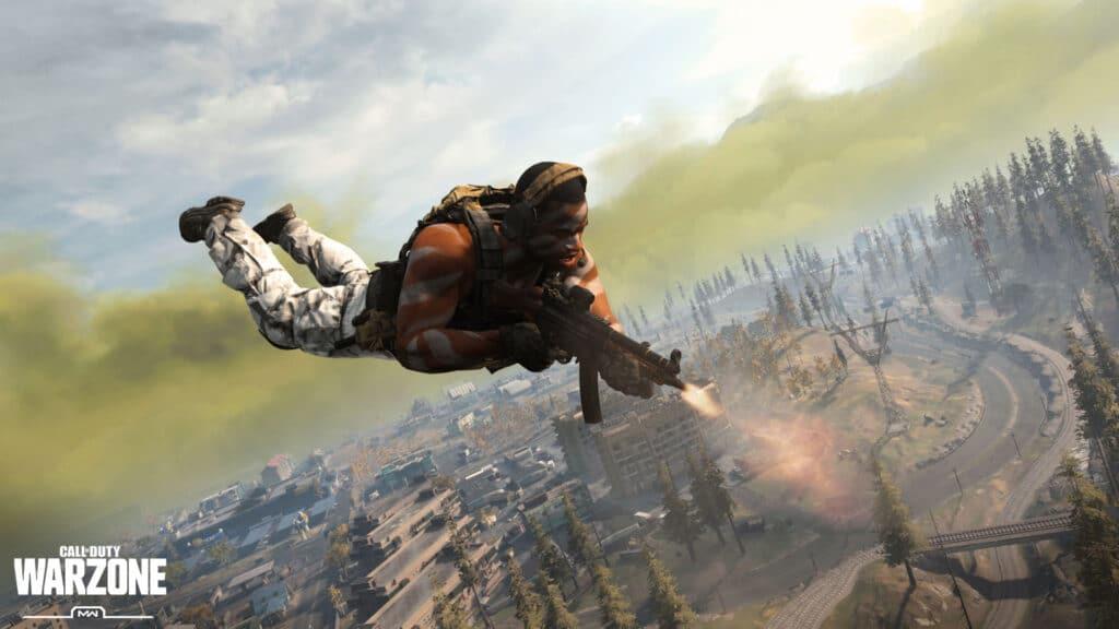 Call of Duty Warzone pow3r