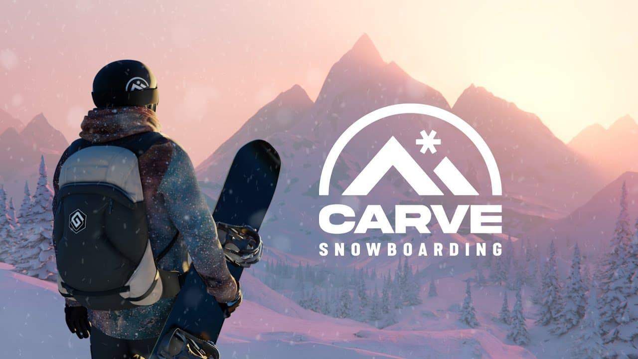 Carve Snowboarding: Il simulatore sportivo arriva su Oculus Quest thumbnail