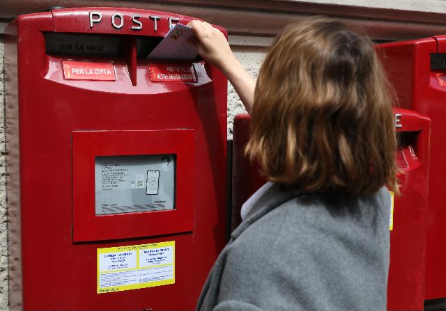 cassetta postale smart digitale