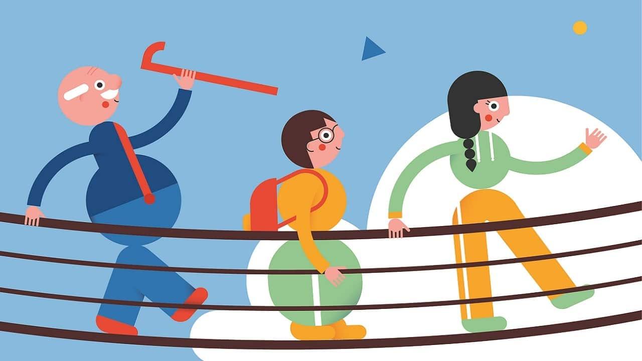 """Google presenta """"Interland: Avventure Digitali"""", il libro per scoprire il web thumbnail"""