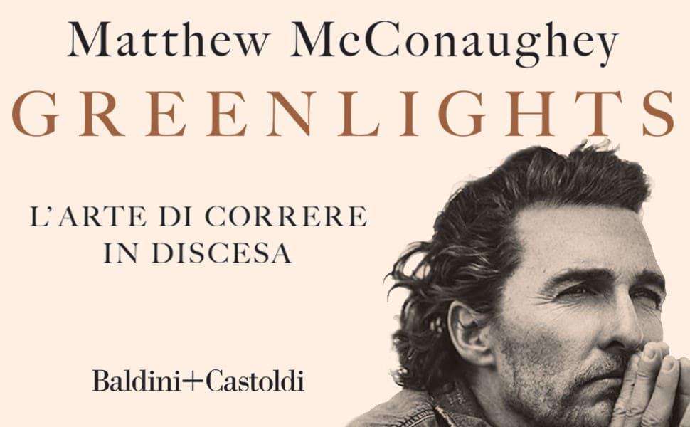 Matthew McConaughey: film e programmi televisivi ed ora un libro thumbnail