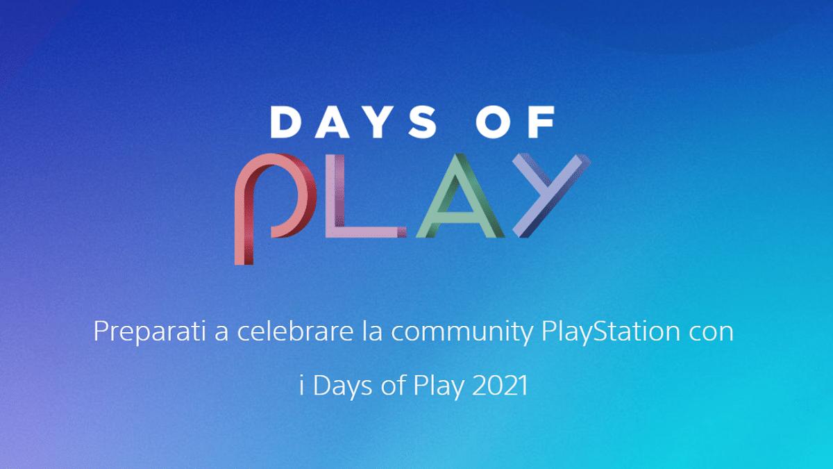 Days of Play 2021: tante offerte dedicate alla community PlayStation thumbnail