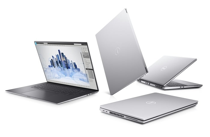 Precision mobile workstations - 5560 and 5760-min