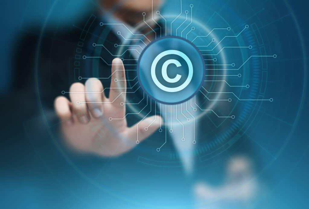 diritto d'autore digitale tech