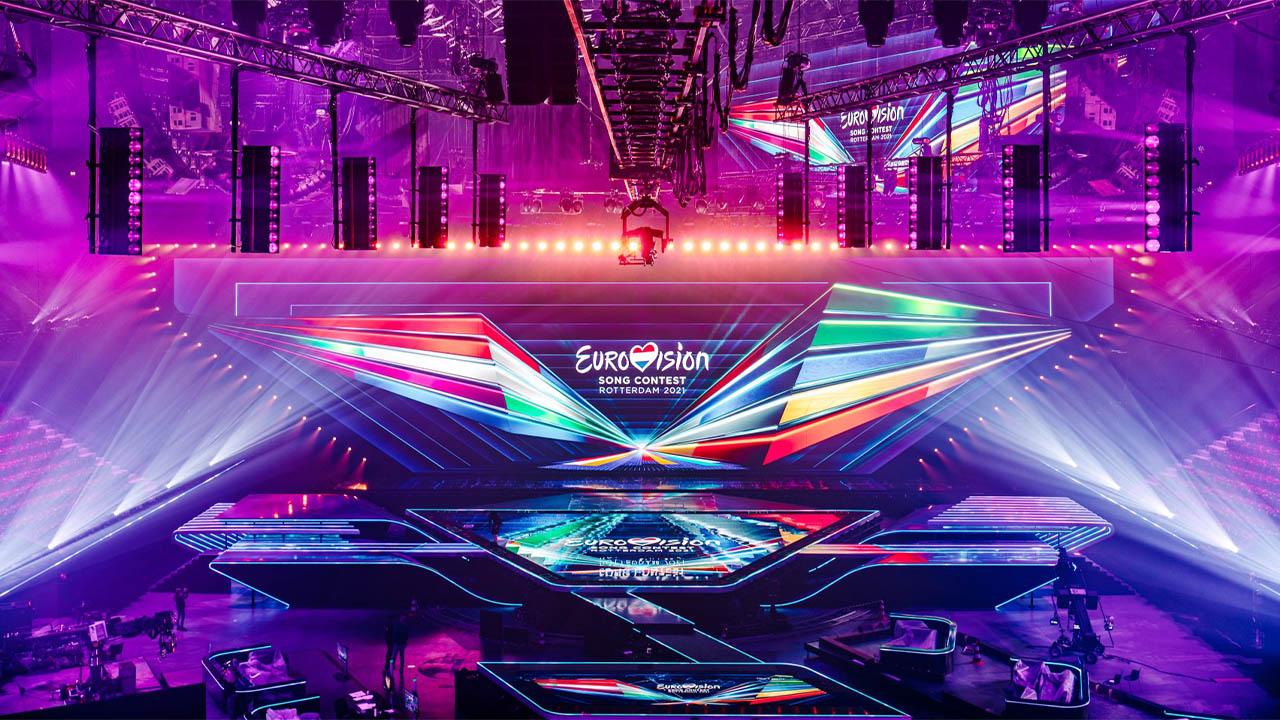 La classifica speciale di Booking.com in occasione dell'Eurovision Song Contest 2021 thumbnail