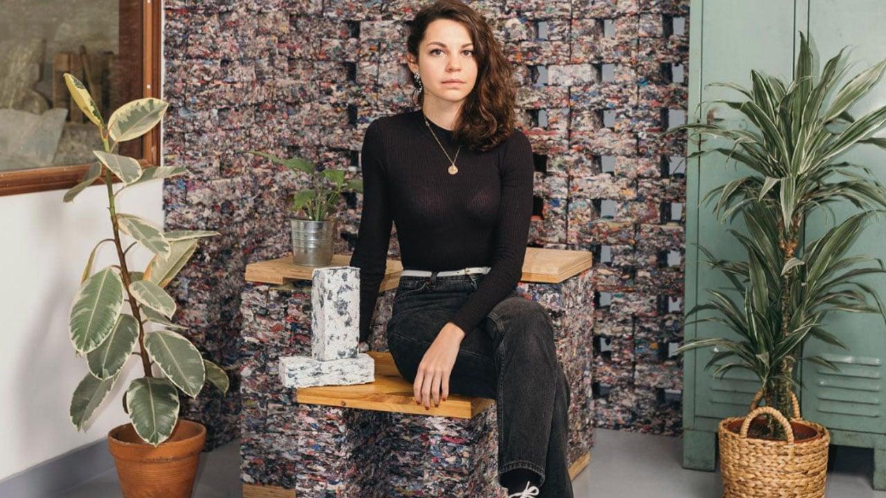 FabBRICK, i mattoni sostenibili realizzati con abiti vecchi thumbnail