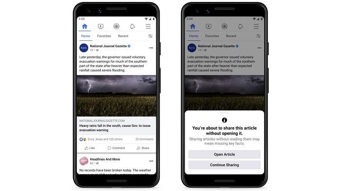 facebook articolo fake news-min