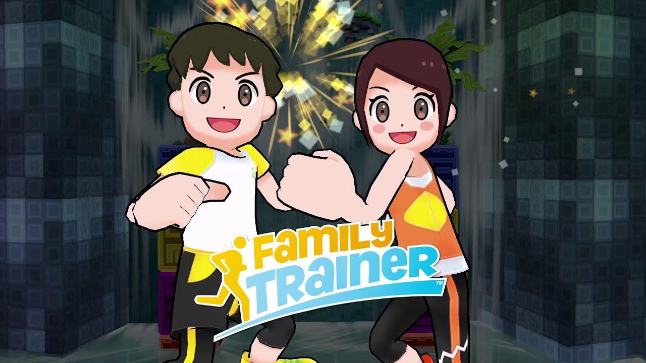 Family Trainer arriva su Nintendo Switch: appuntamento in autunno thumbnail