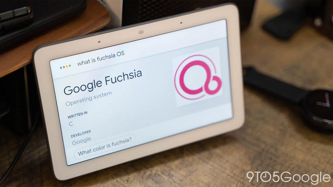 Fuchsia OS: il sistema operativo di Google è in fase di distribuzione thumbnail