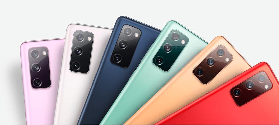 Tanti smartphone Samsung Galaxy in offerta sullo shop online thumbnail