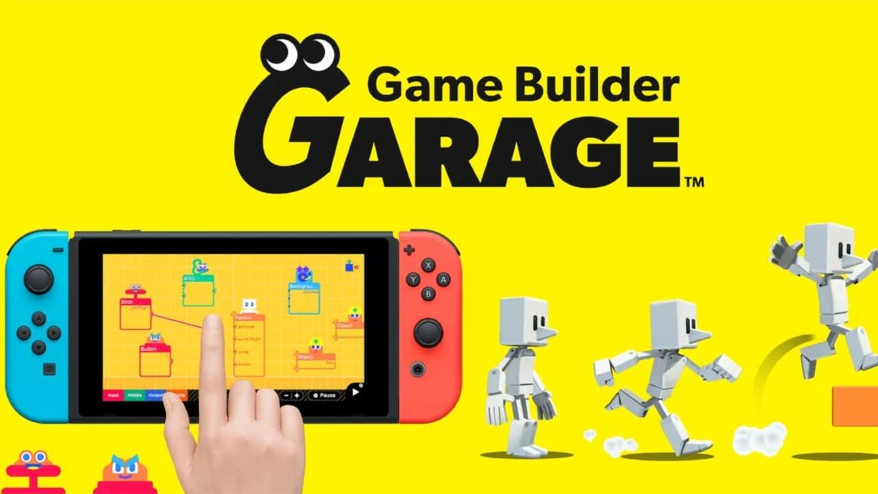 Game Builder Garage: l'esclusiva Nintendo che insegna a programmare thumbnail