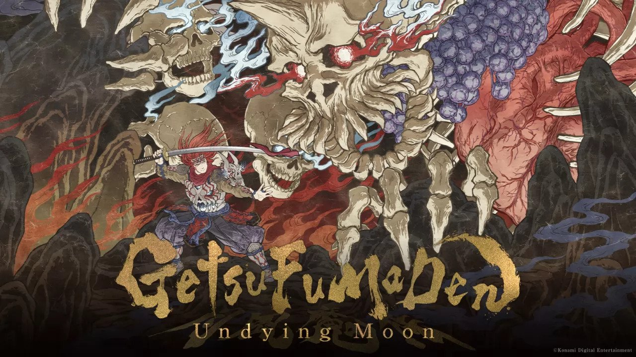 GetsuFumaDen Undying Moon è disponibile su Steam thumbnail