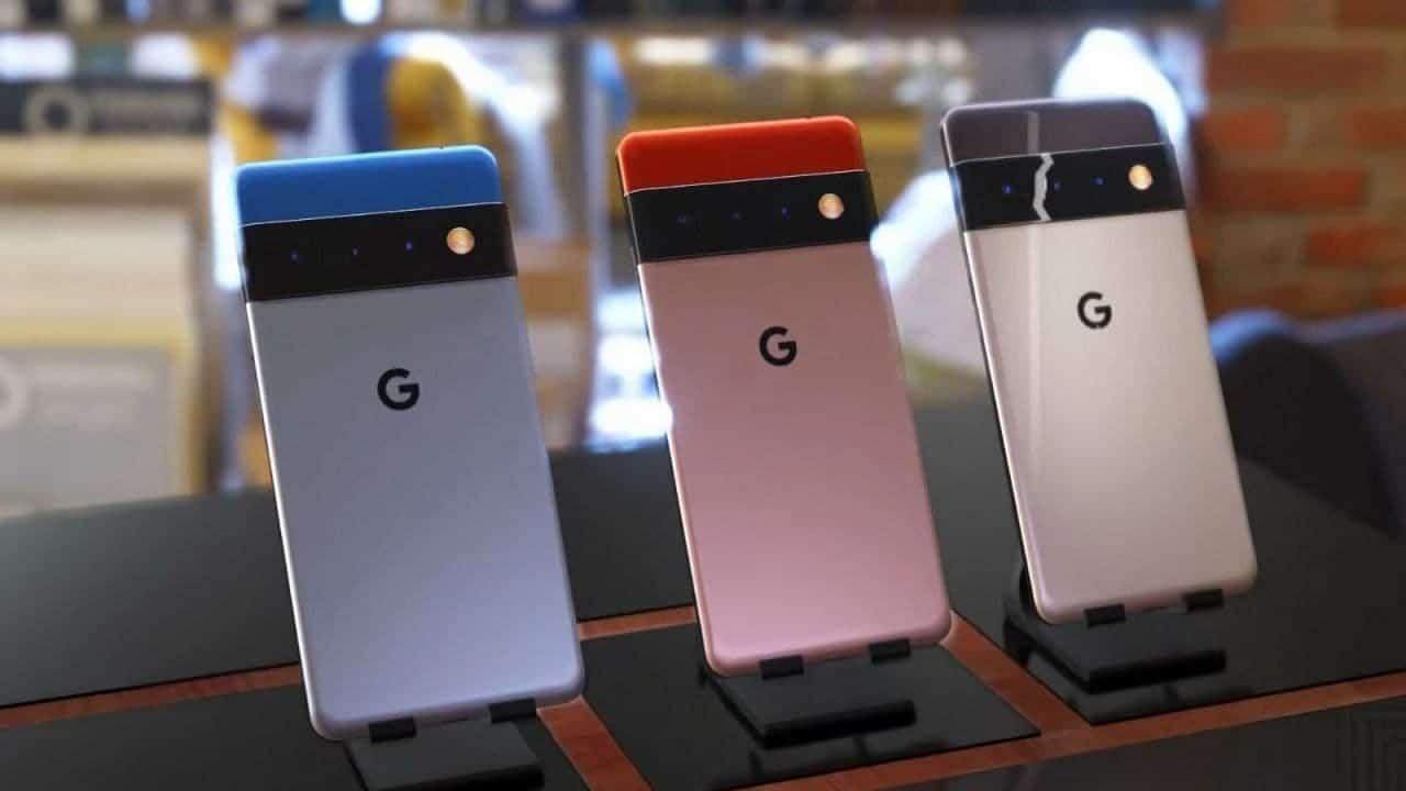Google Pixel 6: ecco le prime immagini dello smartphone thumbnail