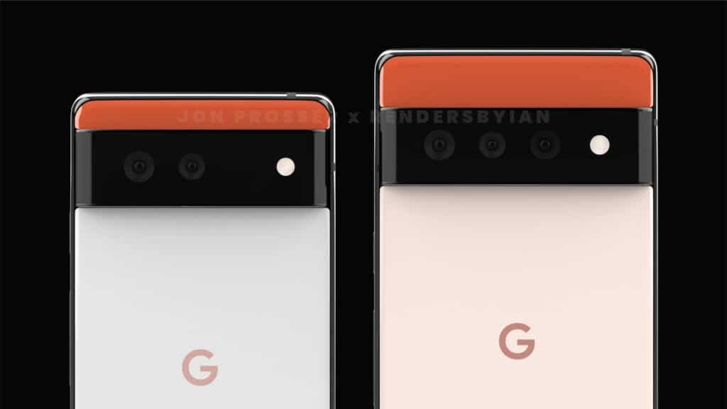 google pixel 6 pro - prime immagini