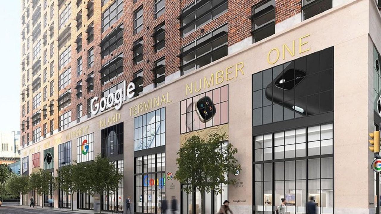 Google apre il suo primo negozio fisico a New York thumbnail