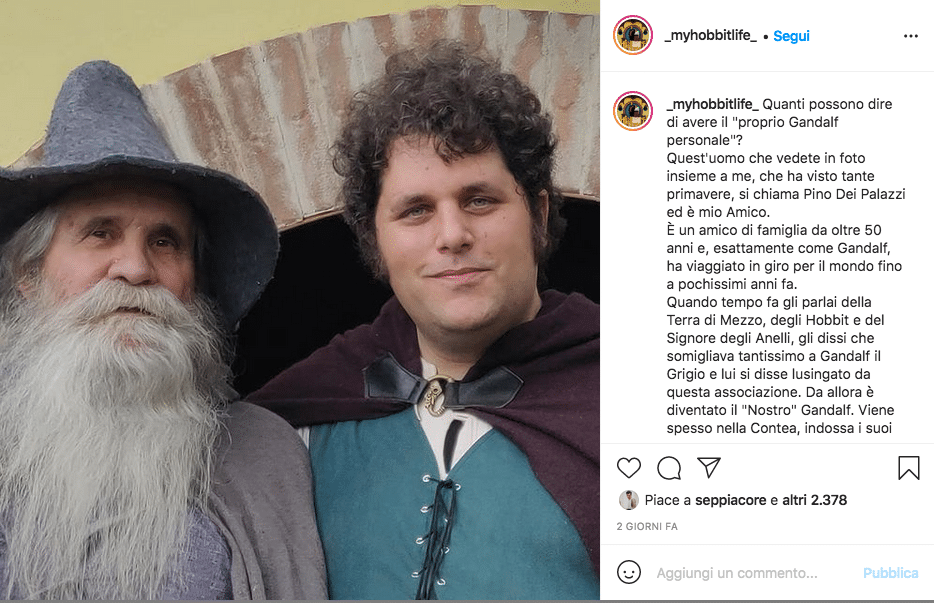 Hobbit Signore degli Anelli