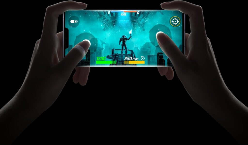 Huawei gaming