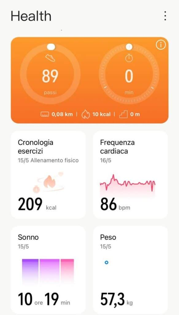 Huawei band 6 recensione
