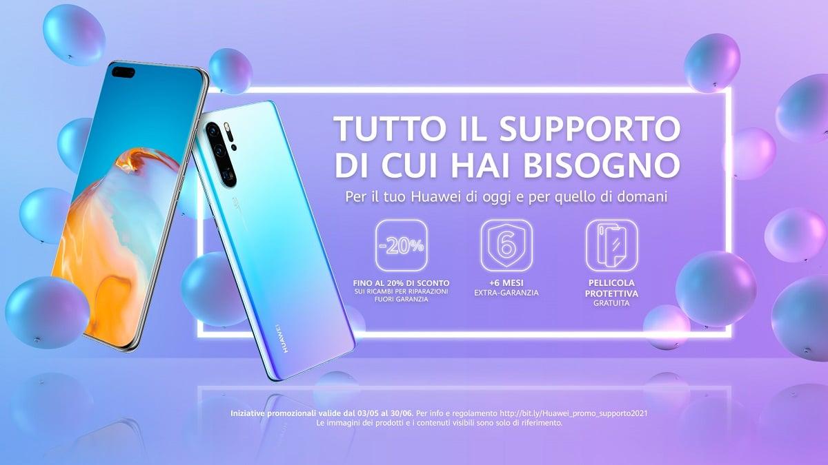 Più vantaggi per i clienti Huawei con le nuove promozioni fino al 30 giugno thumbnail