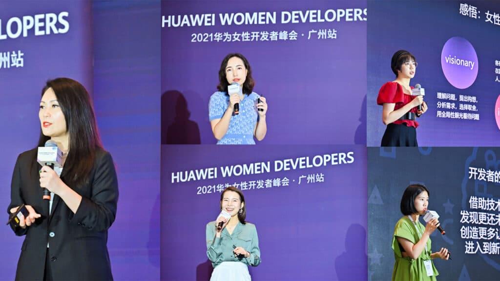 huawei women developers uguaglianza di genere