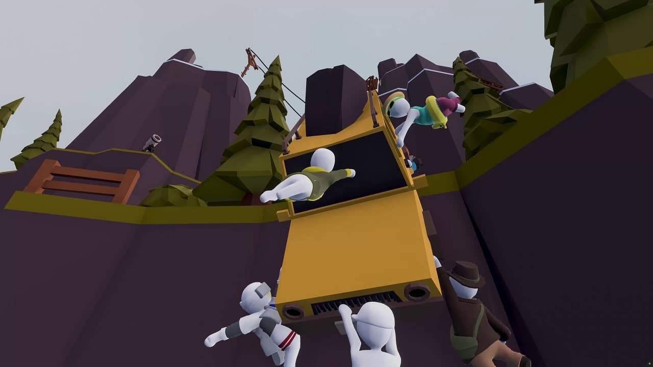Human: Fall Flat arriva su Xbox Series X e S thumbnail