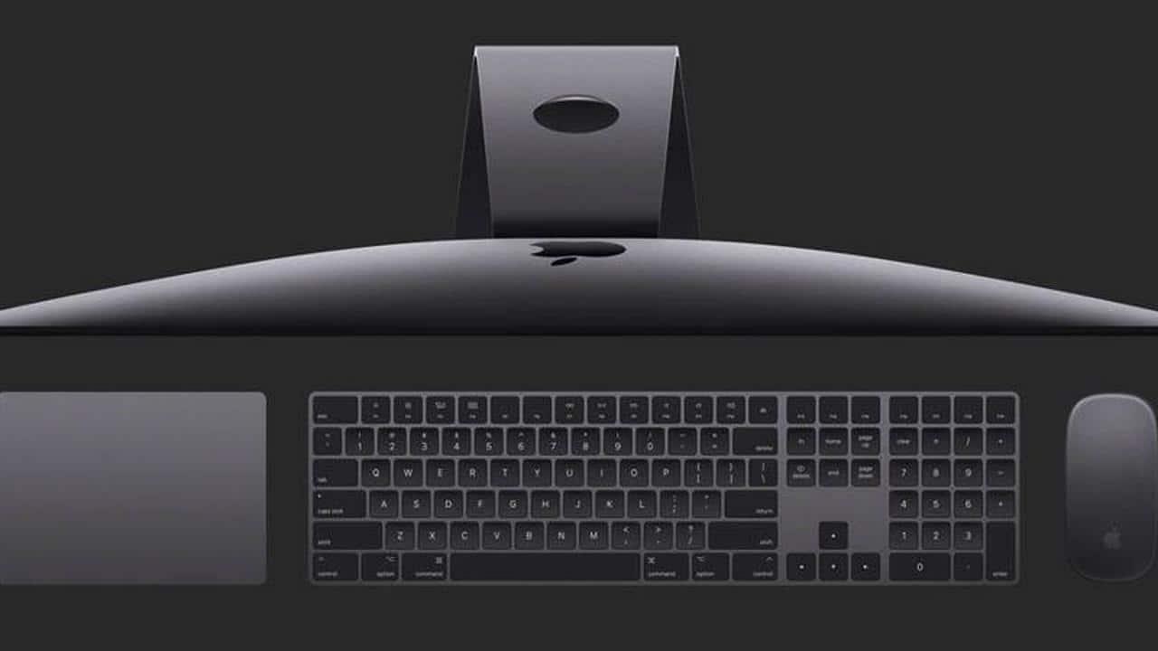 Svelato in anteprima il design dell'iMac Pro con il nuovo chip Apple thumbnail