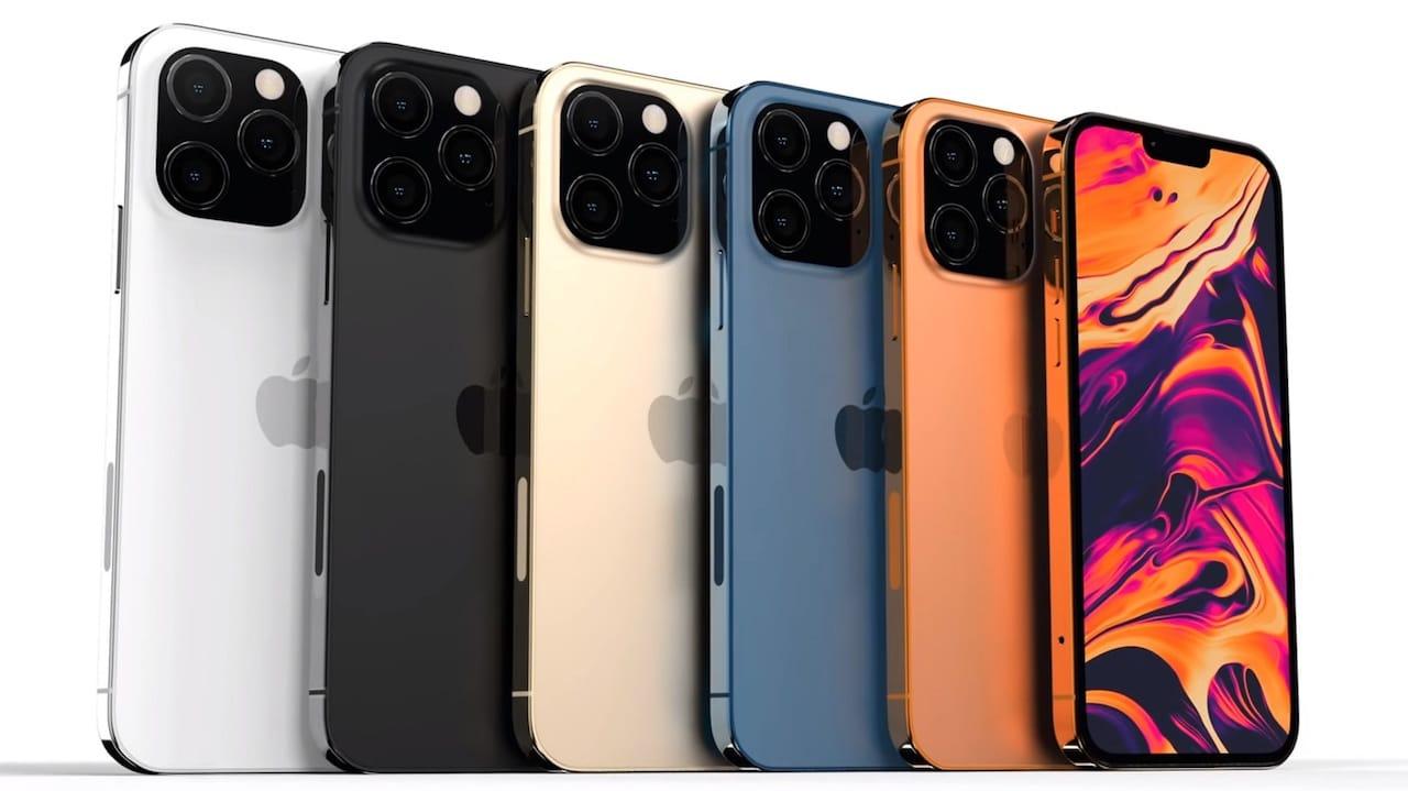 Tutto quello che sappiamo sull'iPhone 13 thumbnail