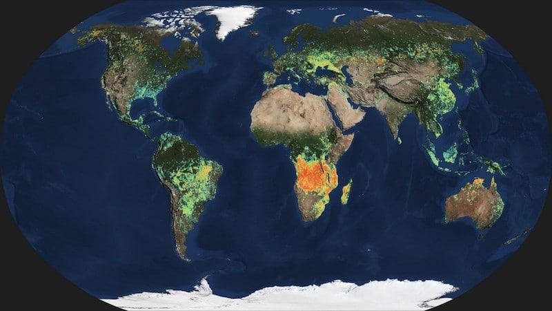 inquinamento emissioni metano