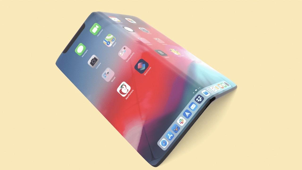 Apple vuole lanciare un iPhone pieghevole nel 2023 thumbnail