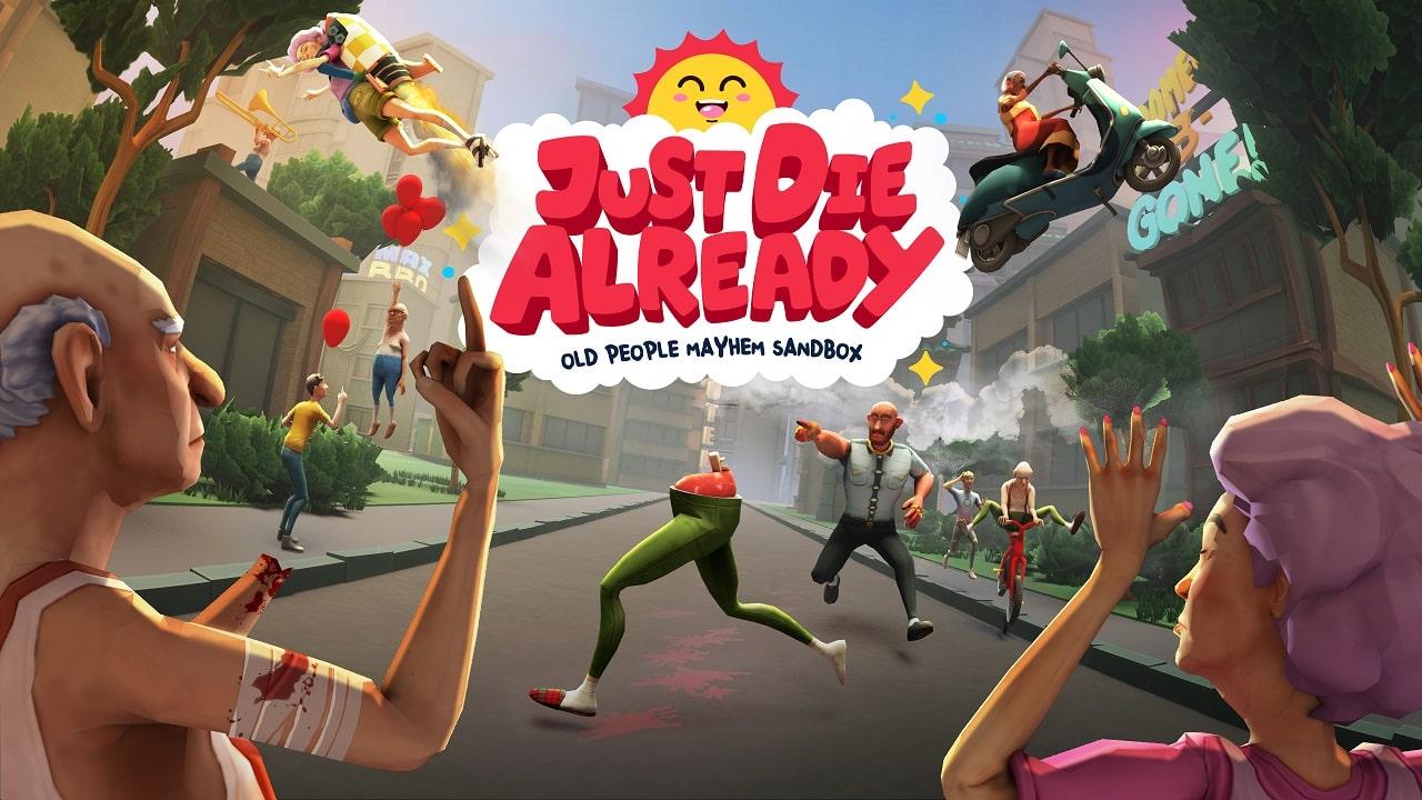 Just Die Already, il gioco che trasforma gli anziani in stuntman thumbnail