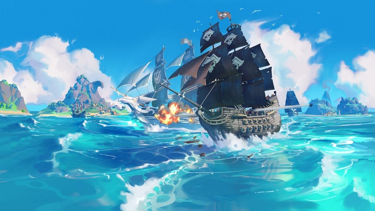 King of Seas arriva per PC, PS4, Xbox One e Switch thumbnail
